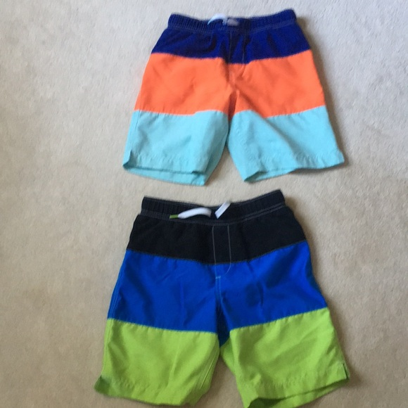 a3b49f48448f6 Lands' End Swim | Lands End Boys Size 8 Small Shorts | Poshmark